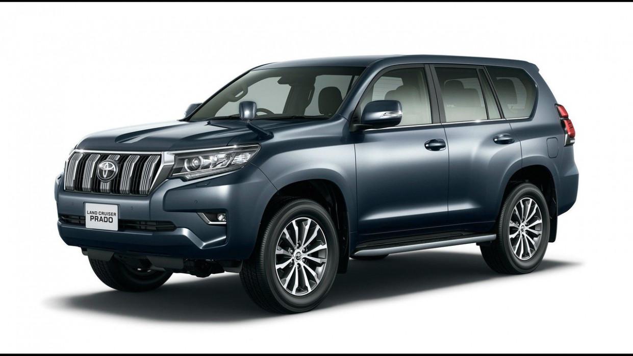Spesification Toyota New Land Cruiser 2022
