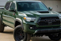 redesign toyota tacoma 2022 redesign