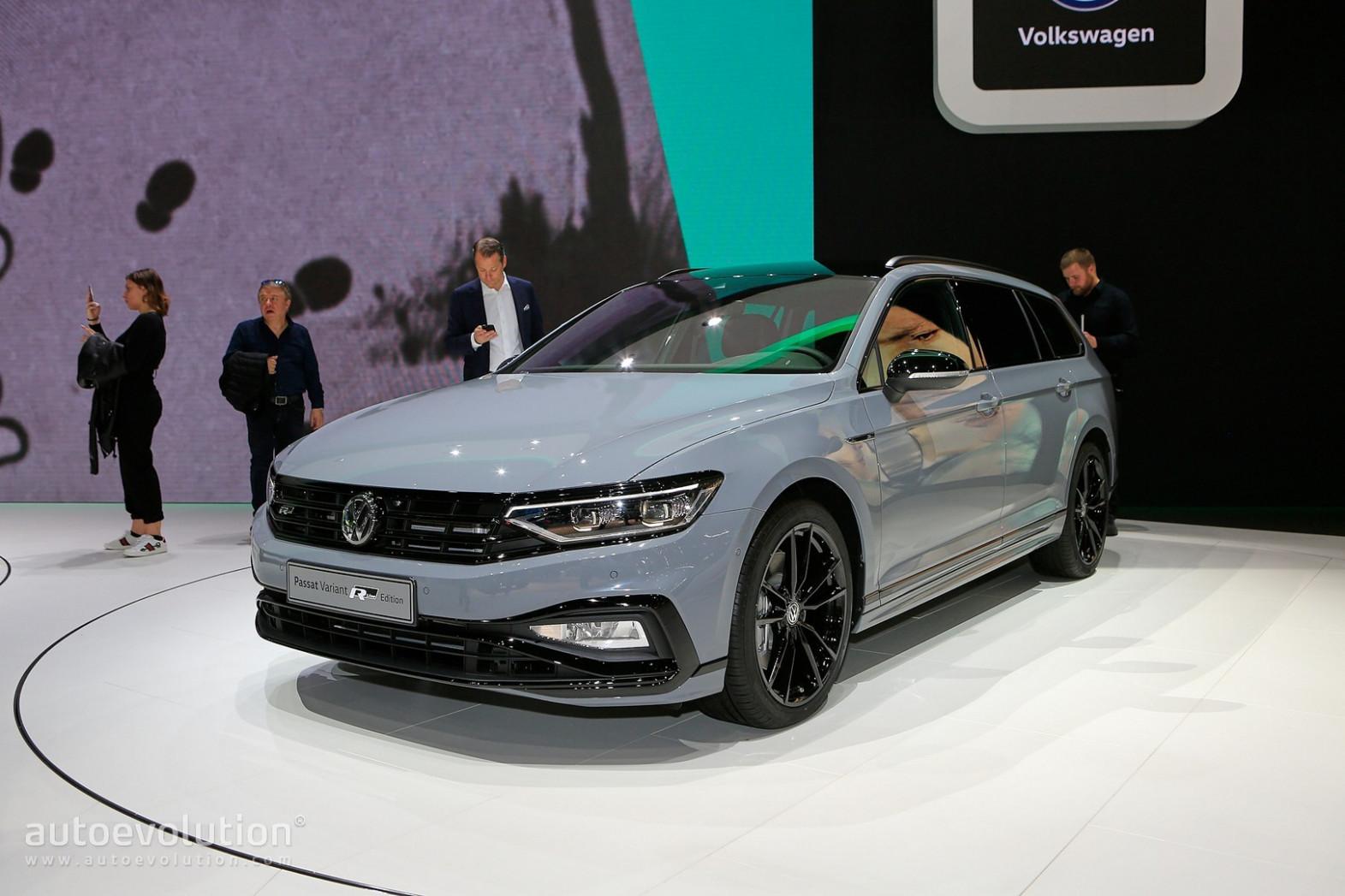 Exterior Volkswagen Passat 2022 Europe