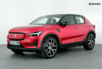 redesign volvo electric cars by 2022
