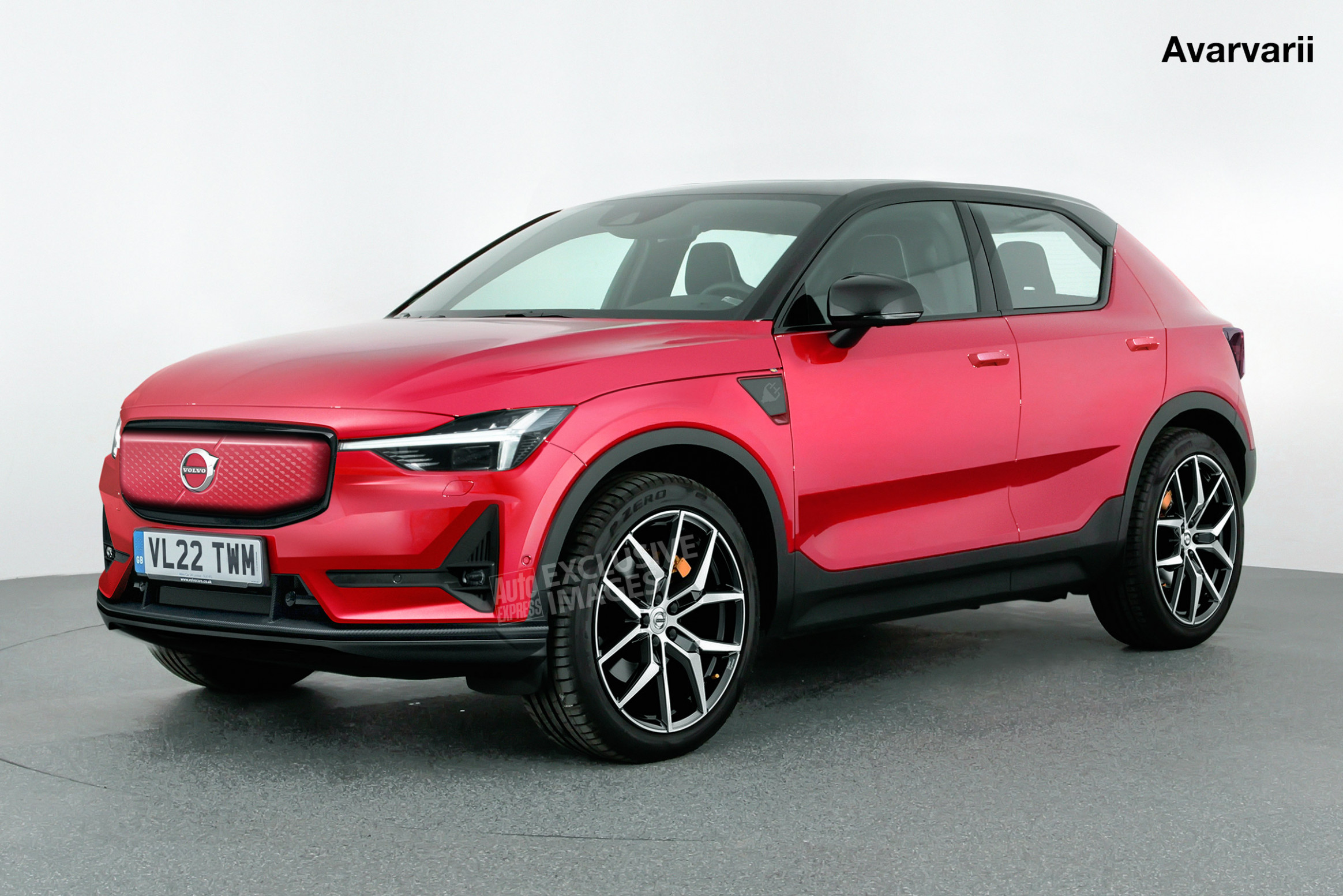 Exterior Volvo Electric Cars By 2022