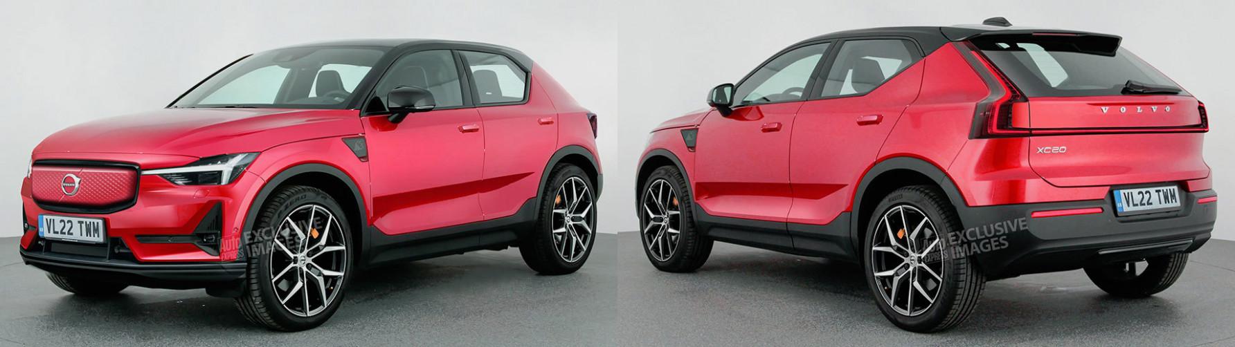 Style Volvo New Models 2022