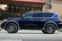 redesign when does the 2022 nissan armada come out