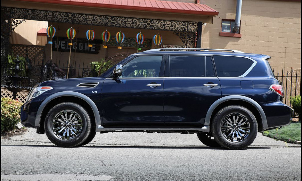 Reviews When Does The 2022 Nissan Armada Come Out