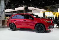 Redesign and Concept 2022 Acura Mdx Pmc