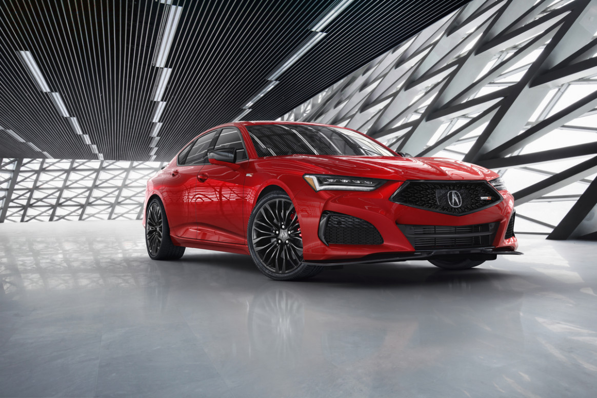 Price and Release date 2022 Acura RLX
