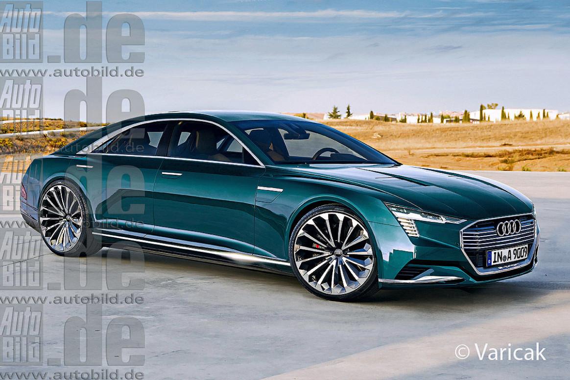 First Drive 2022 Audi A9 Concept