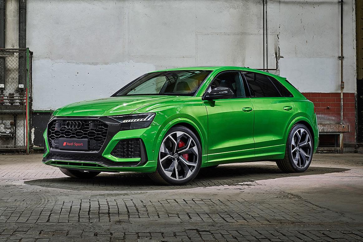 Concept 2022 Audi Q8