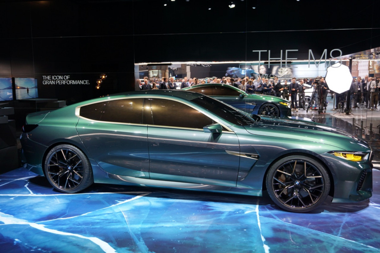 Images 2022 BMW M8
