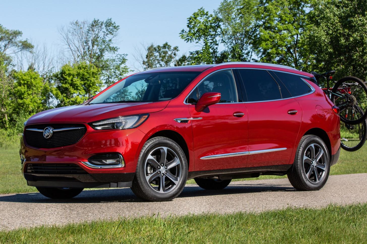 Pricing 2022 Buick Enclave Interior