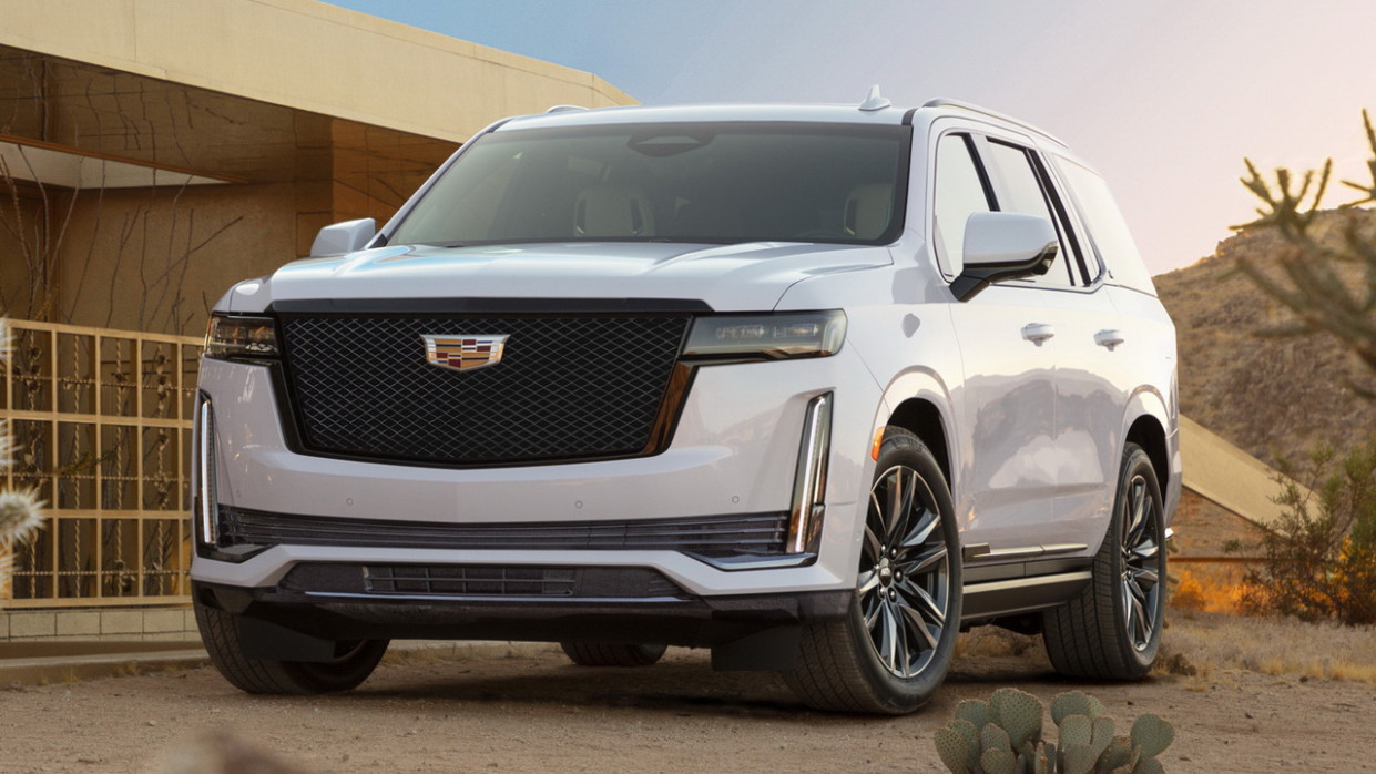 Specs and Review 2022 Cadillac Escalade Premium Luxury