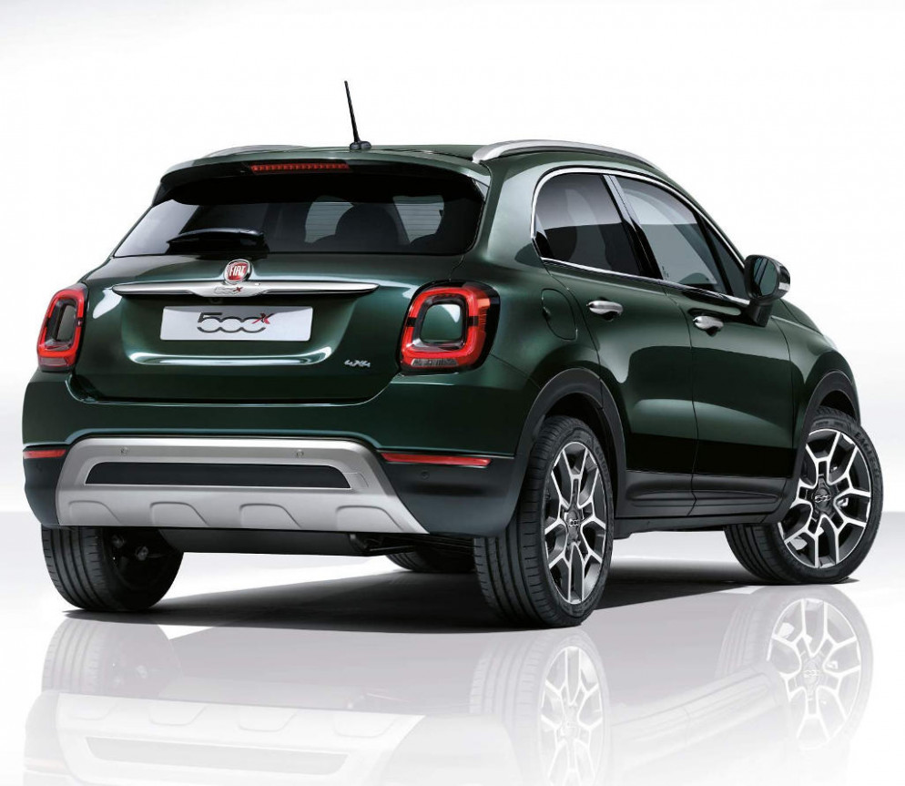 Configurations 2022 Fiat Aegea