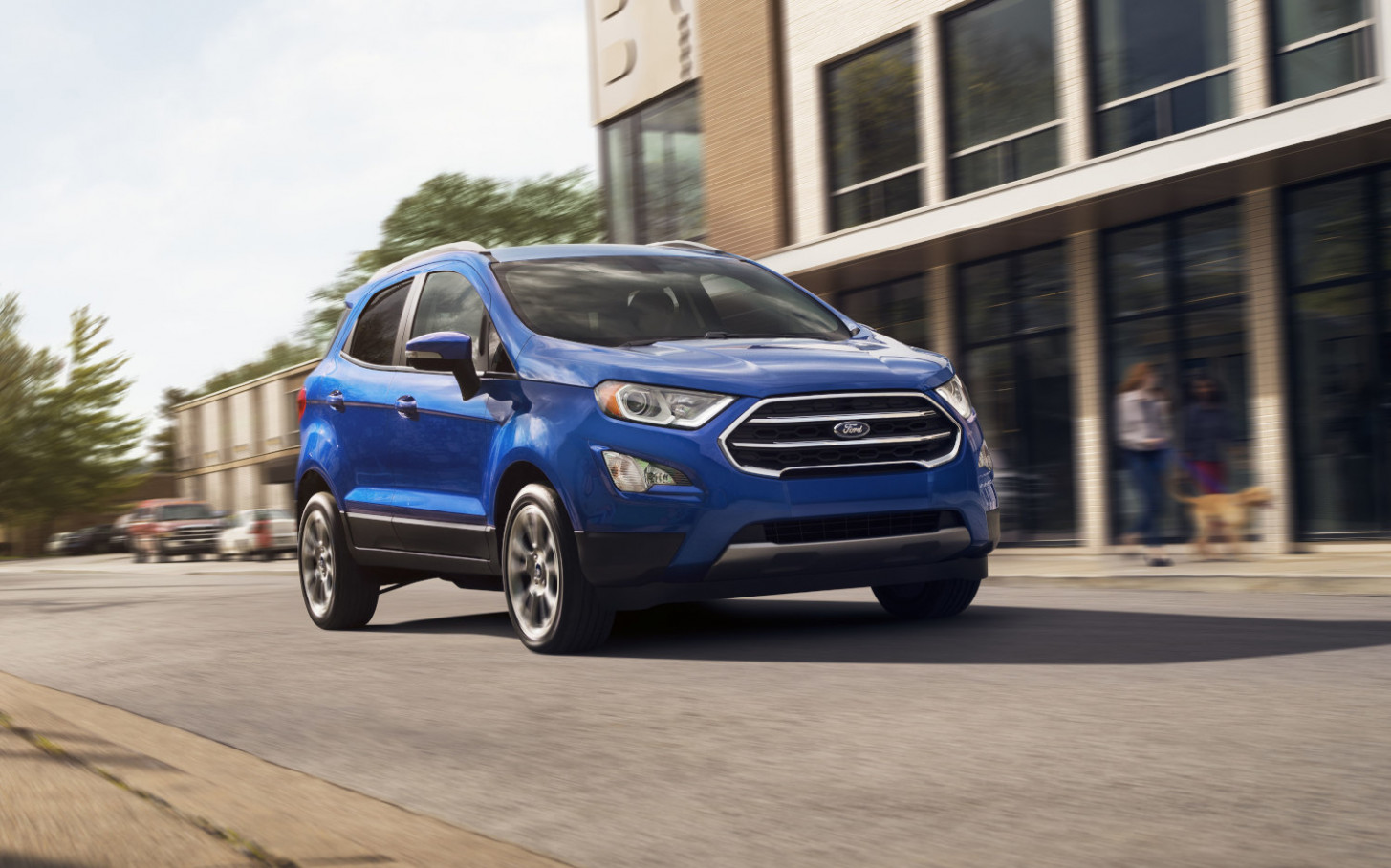 Performance and New Engine 2022 Ford Ecosport