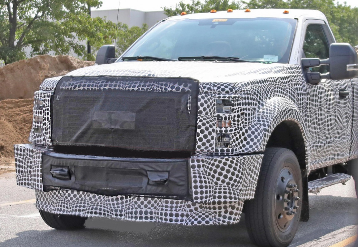 First Drive 2022 Ford F250