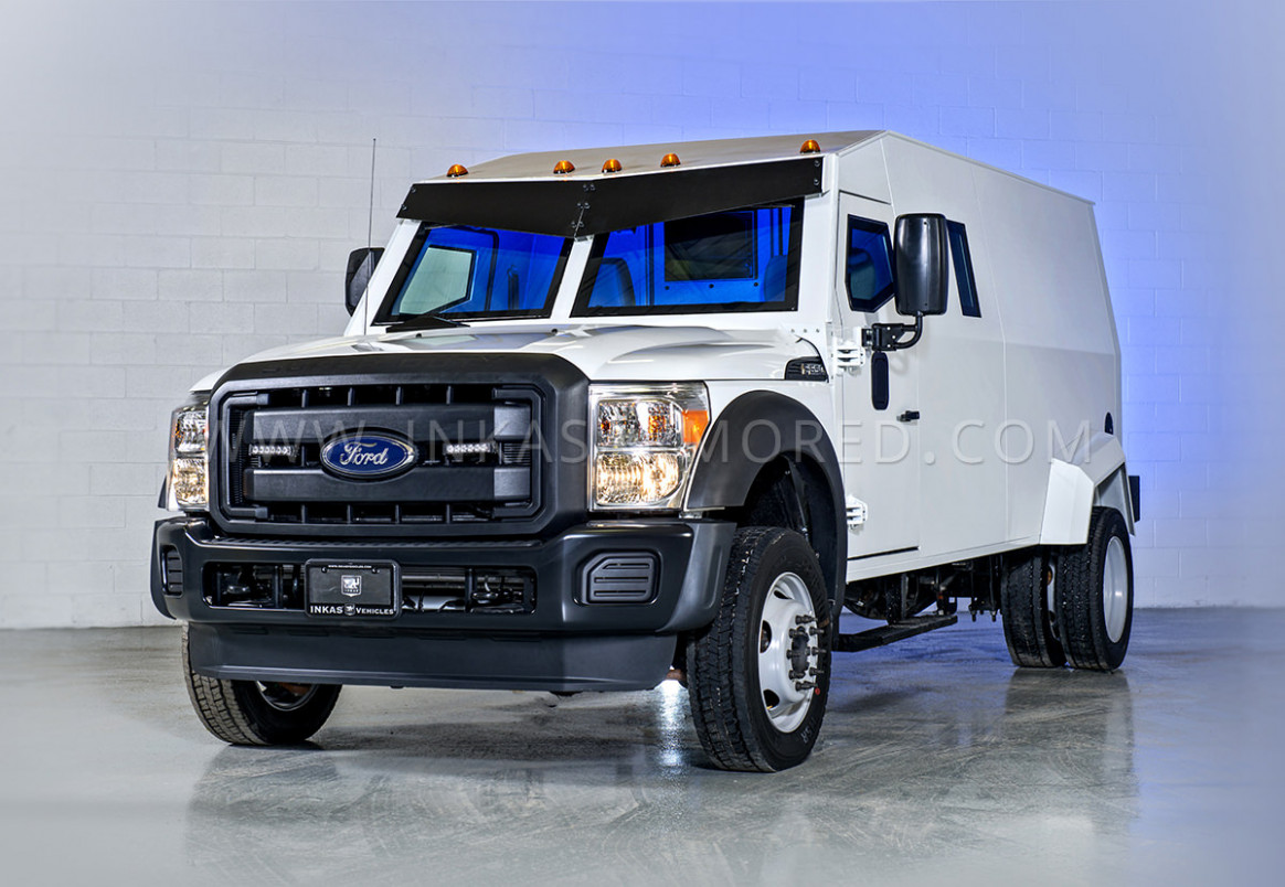 Exterior 2022 Ford F650