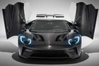 release 2022 ford gt40