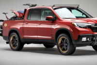 release 2022 honda ridgeline pickup truck