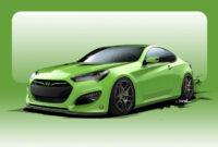 release 2022 hyundai genesis coupe