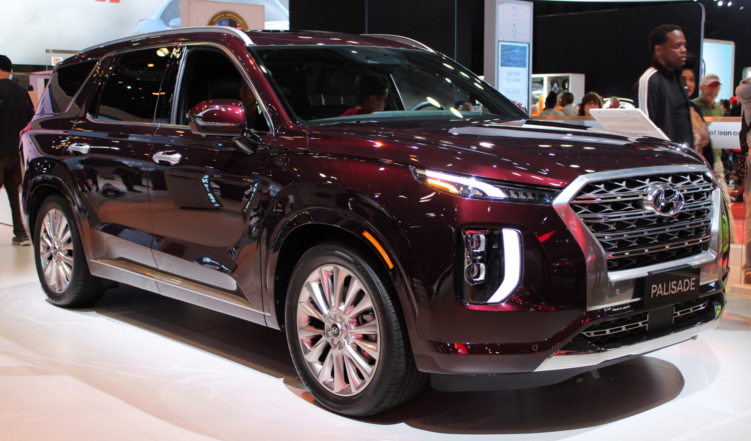 Configurations 2022 Hyundai Palisade Build And Price