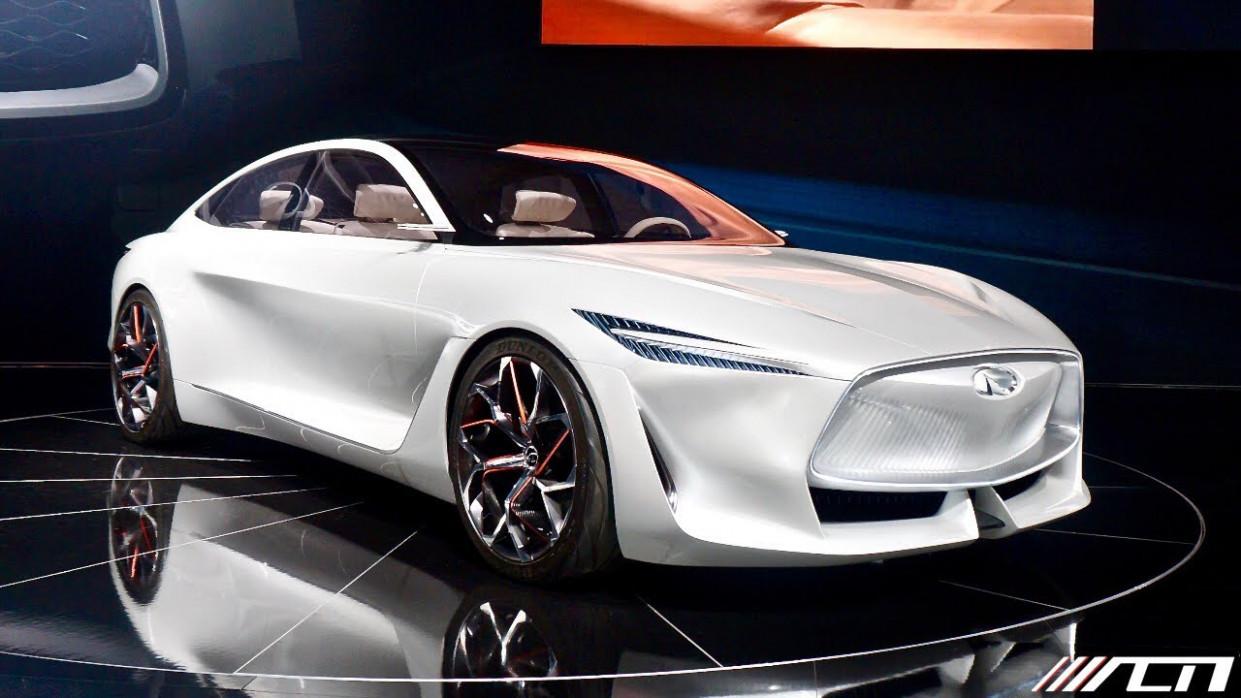 Concept 2022 Infiniti Q50 Interior