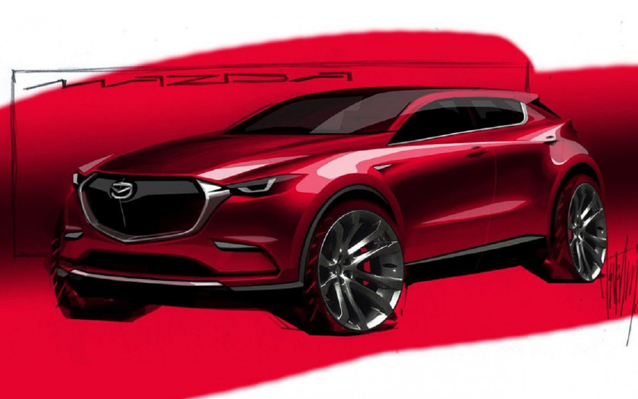 Concept and Review 2022 Mazda Cx 7