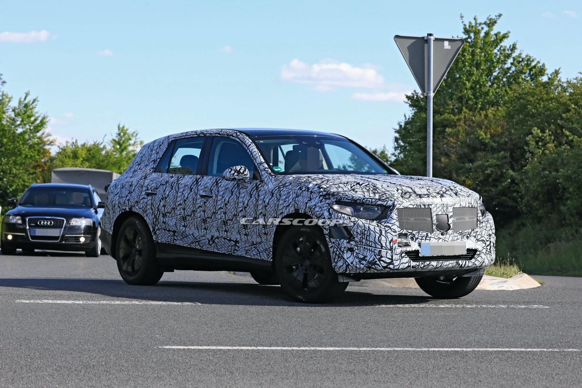 Release 2022 Mercedes Benz Glk