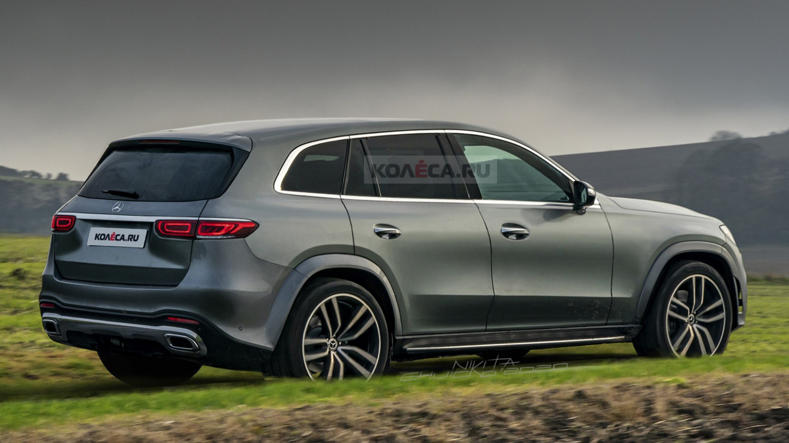 Review and Release date 2022 Mercedes GLS
