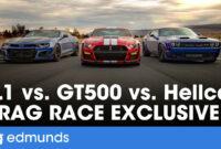 Release 2022 Mustang Gt500 Vs Dodge Demon