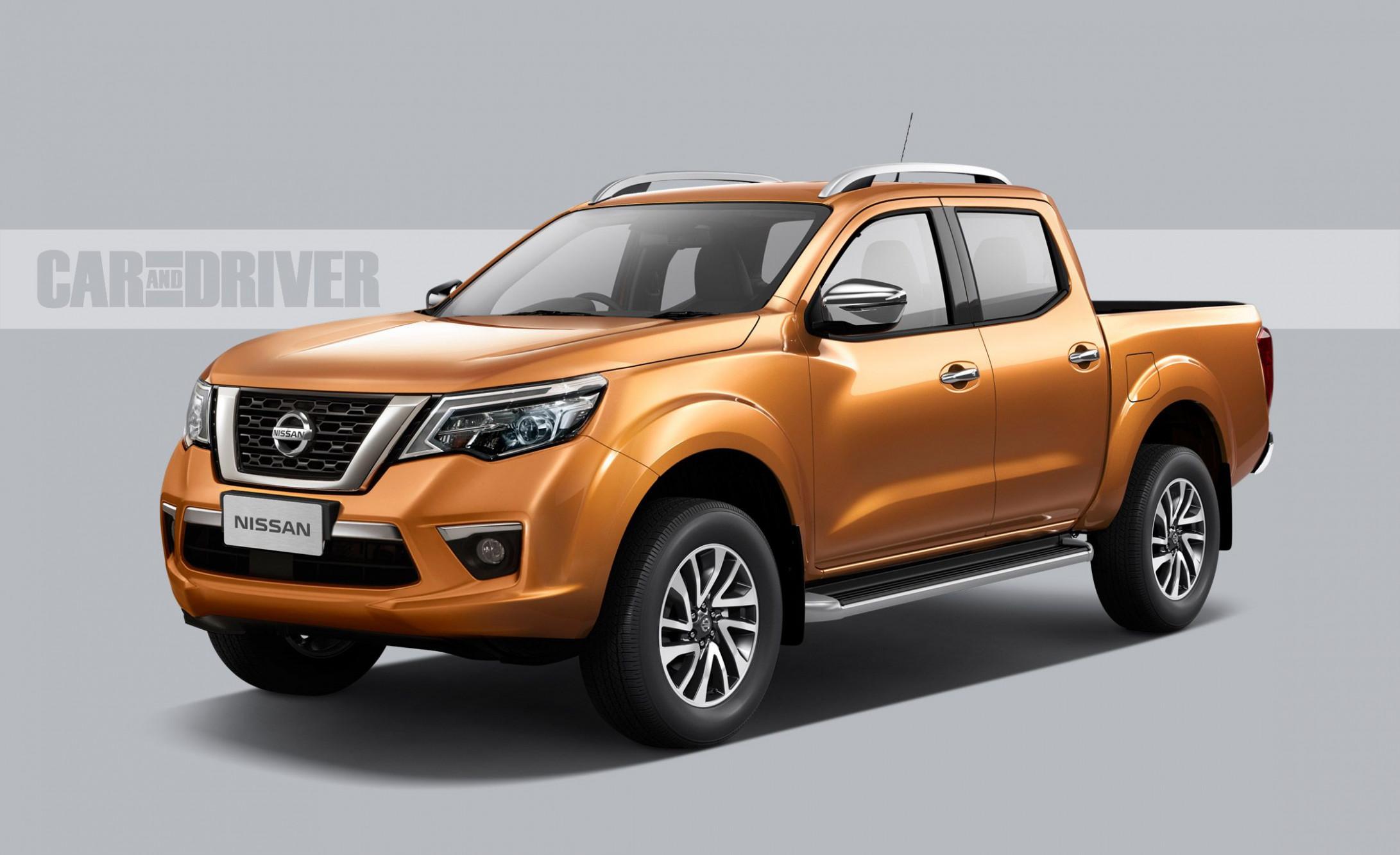 New Concept 2022 Nissan Frontier Diesel