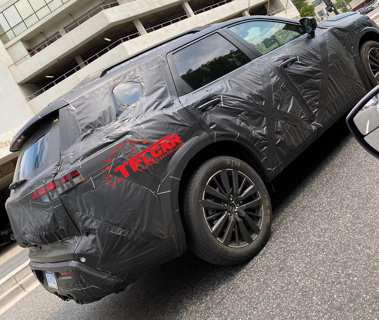 Rumors 2022 Nissan Pathfinder Hybrid