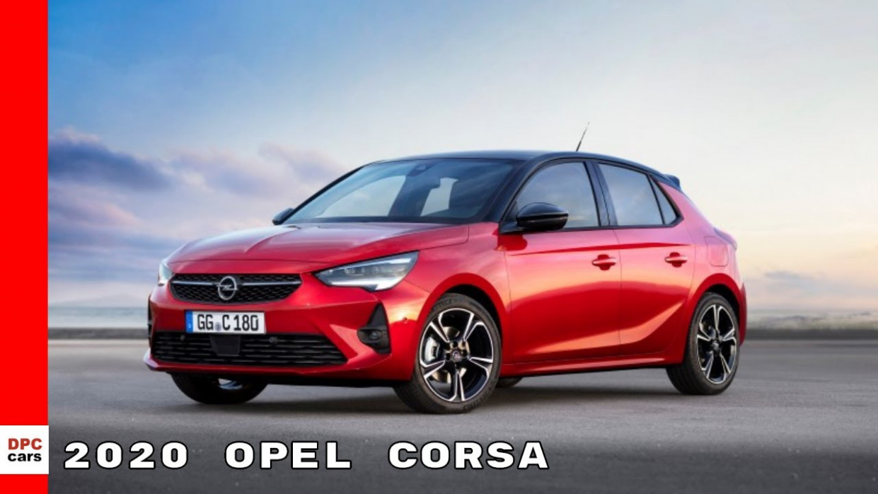 Specs and Review 2022 Opel Corsa