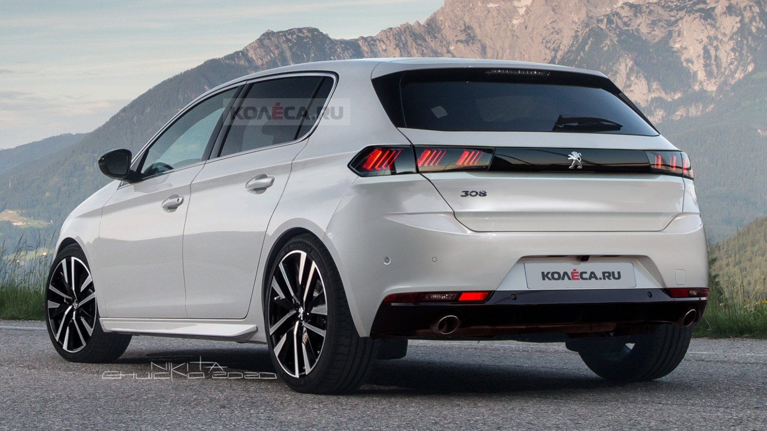 Style 2022 Peugeot 308