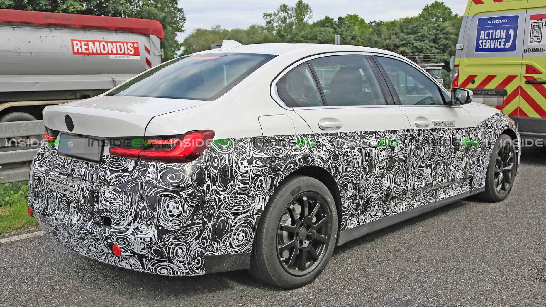 Redesign and Review 2022 Spy Shots BMW 3 Series
