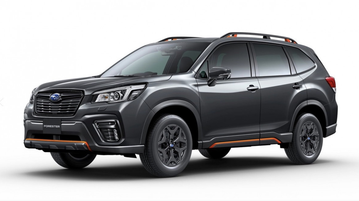 First Drive 2022 Subaru Forester Release Date