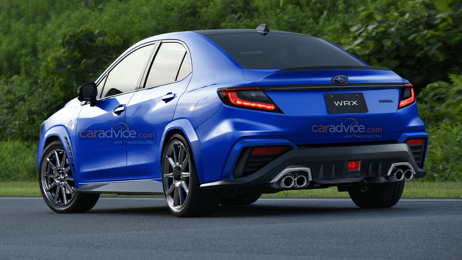 Price and Release date 2022 Subaru Liberty