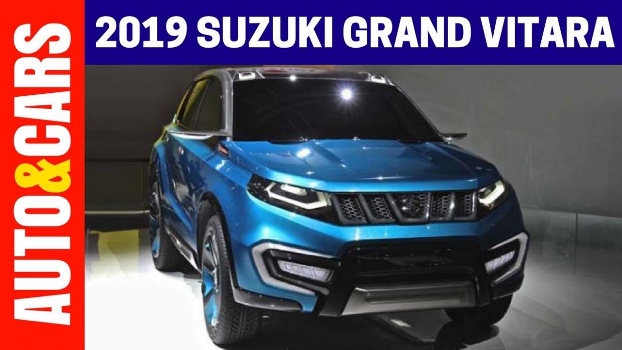 Release Date 2022 Suzuki Grand Vitara Preview
