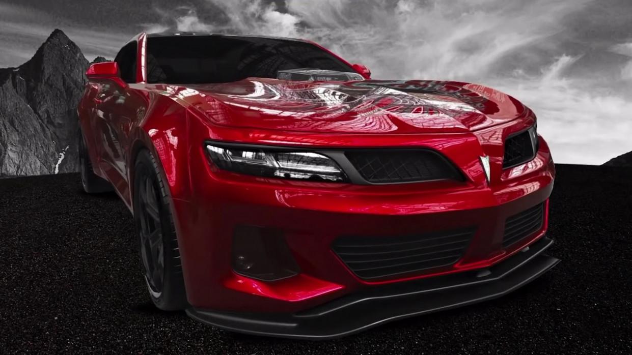 Speed Test 2022 The Pontiac Trans
