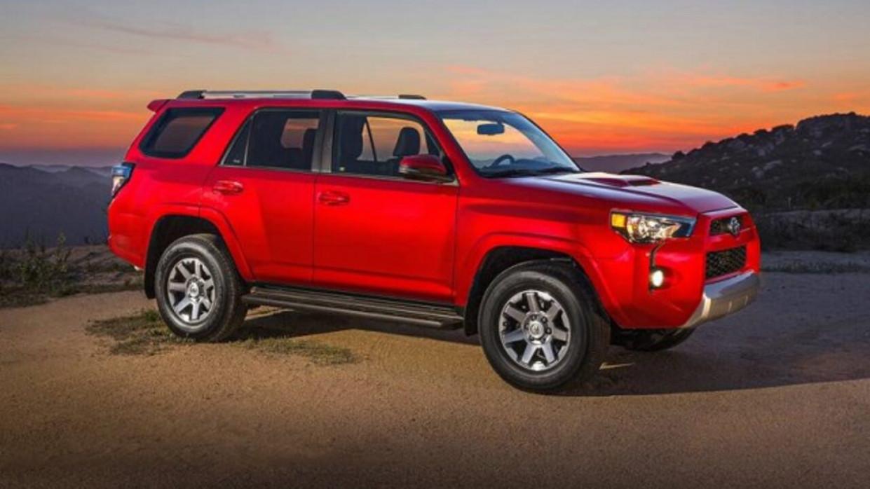 New Model and Performance 2022 Toyota 4Runner