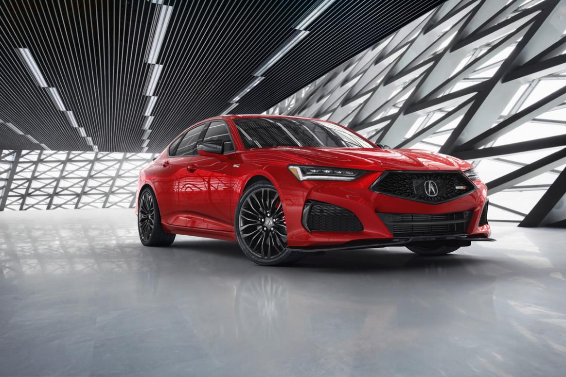Concept Acura Tlx Type S 2022