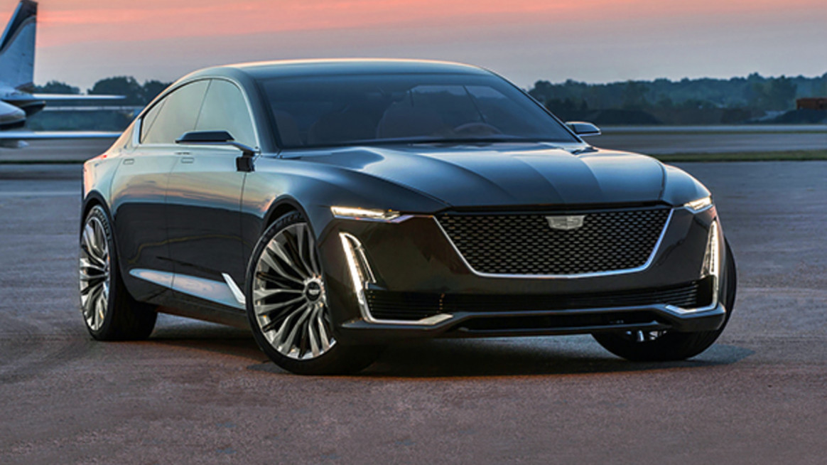 Release Cadillac Ct9 2022