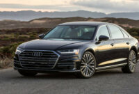 Redesign 2022 Audi A8 L In Usa