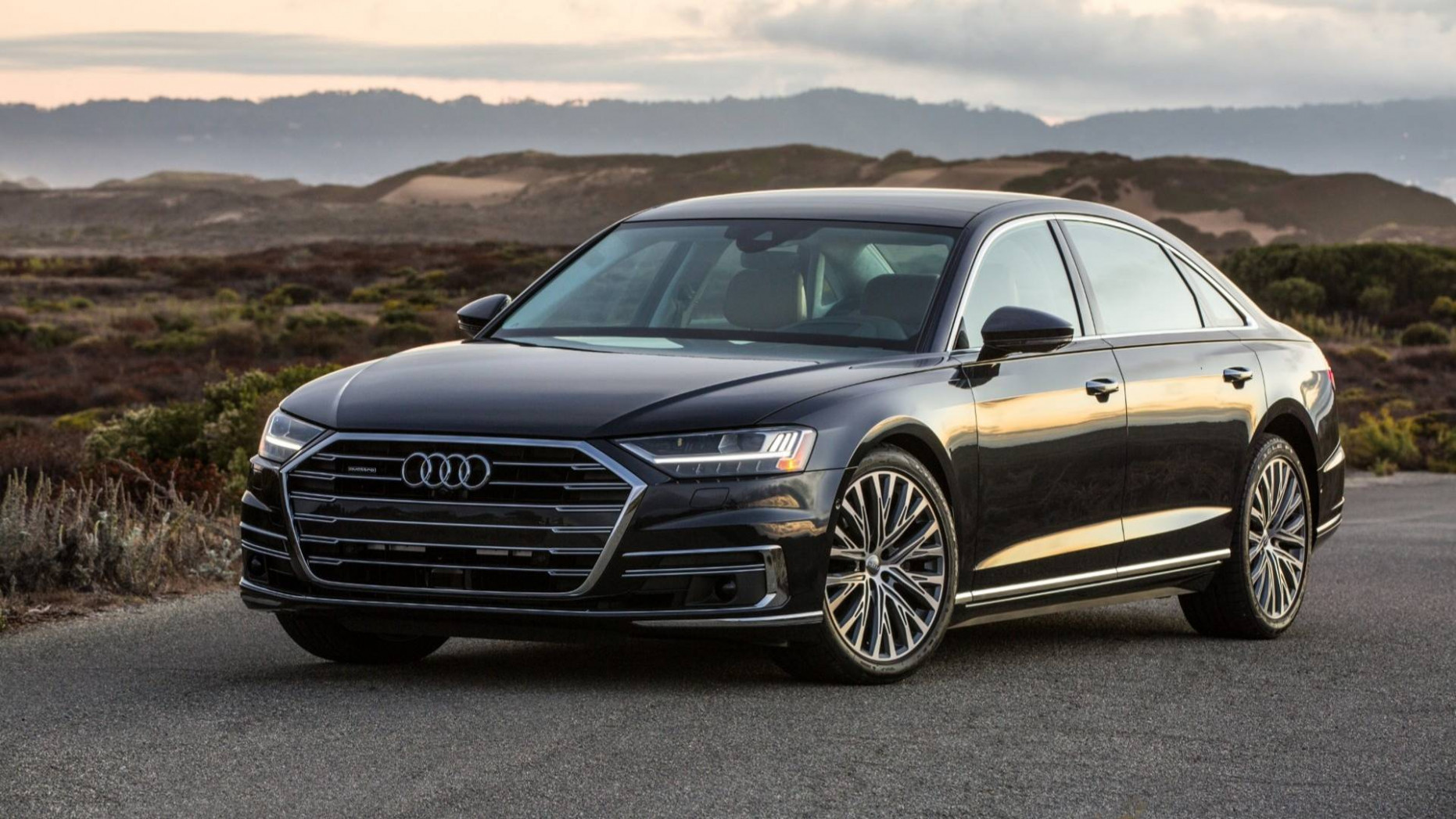 Exterior and Interior 2022 Audi A8 L In Usa