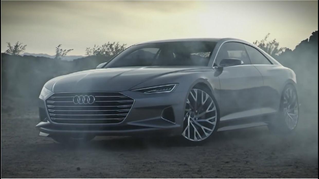 Overview 2022 Audi A9 Concept