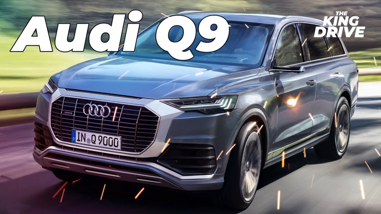 Pricing 2022 Audi Q9