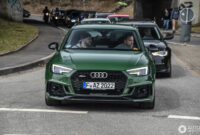 release date 2022 audi rs4