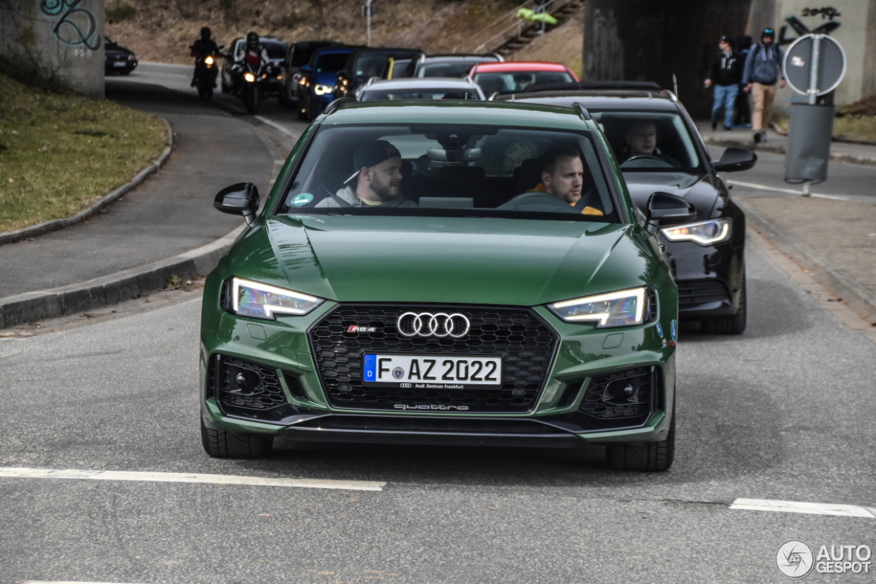 Exterior 2022 Audi Rs4