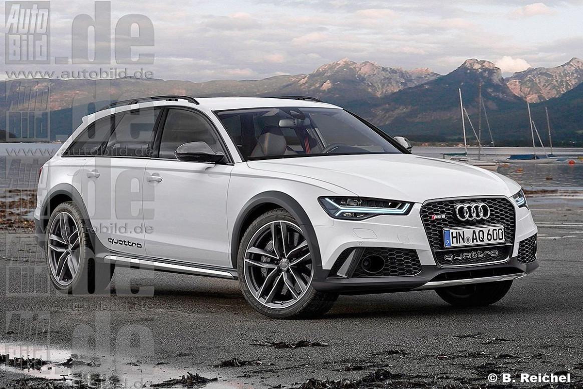 Wallpaper 2022 Audi Rs6 Wagon