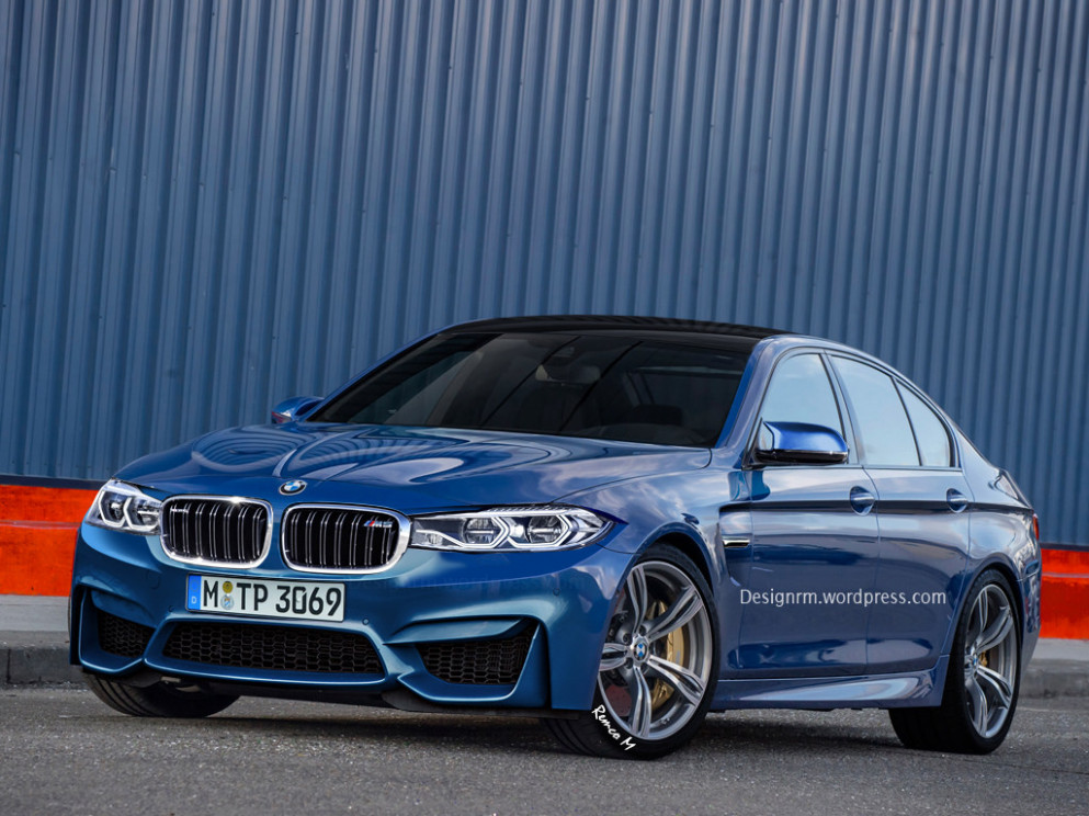 Configurations 2022 BMW M5 Xdrive Awd