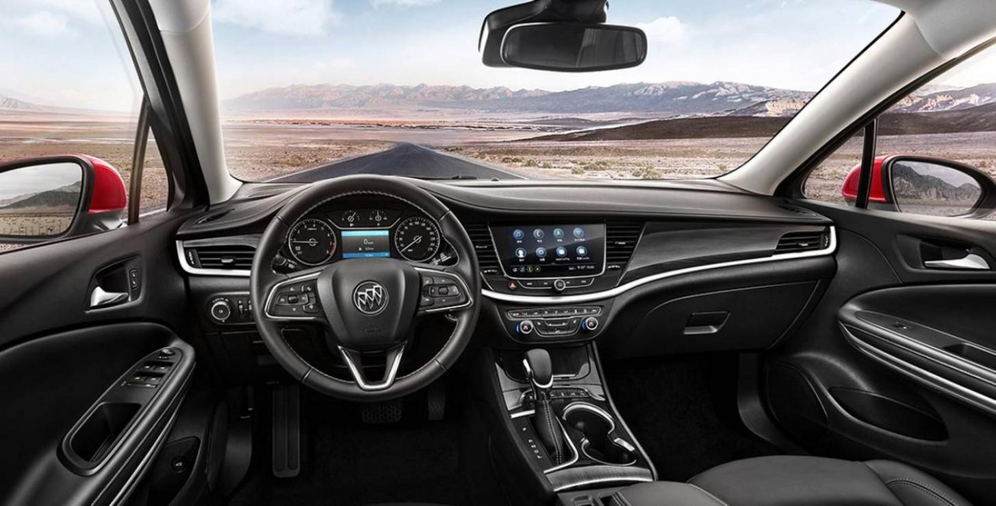 Exterior and Interior 2022 Buick Verano