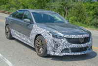 release date 2022 cadillac ct5 v